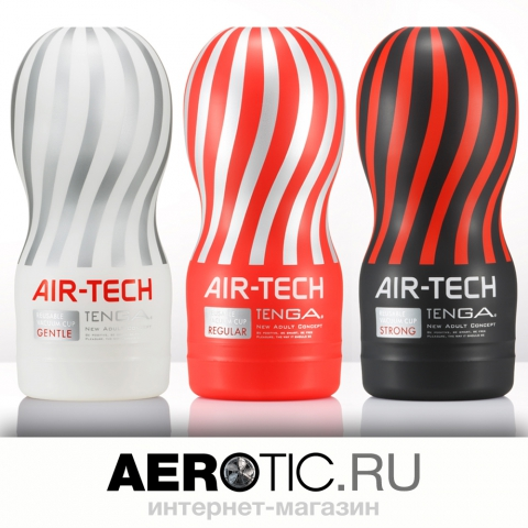 TENGA Air-Tech Gentle - вид 4 миниатюра